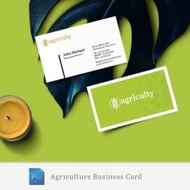 Farm House & Agriculture Business Card
