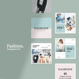 Fashion Instagram Booster Kit