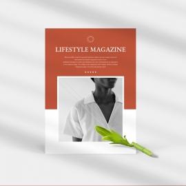 Fashion Lifestyle Magazine Templates