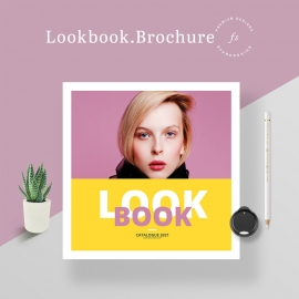 Fashion LookBook Catalogue Brochure