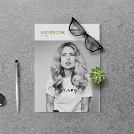 Fashion Lookbook Template