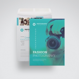 Fashion Photography Catalog Envelop