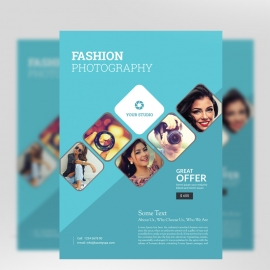Fashion Photography Flyer
