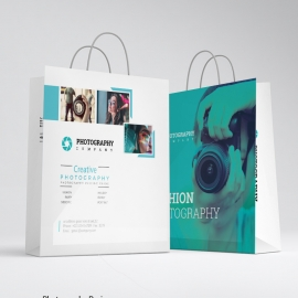 Fashion Photography Shopping Bag
