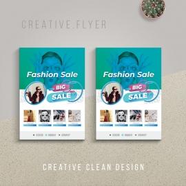 Fashion Sale Flyer