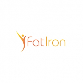 FatIron Logo Design Template