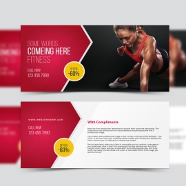 Fitness Compliment Card