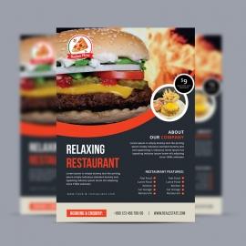 Food & Restaurant Flyer Design