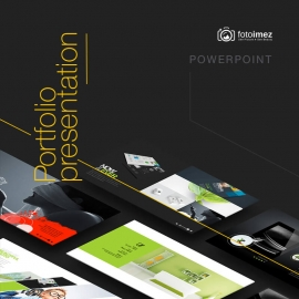 FotoImez | Portfolio & Product Catalogue PowerPoint