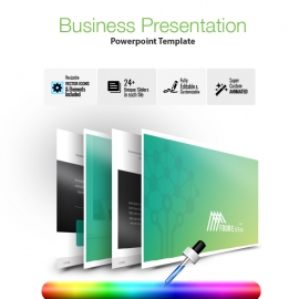 FourEsto Powerpoint Presentation