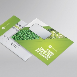 Garden Farm Agriculture B5 Envelope