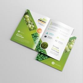 Garden Farm Agriculture BiFold Brochure