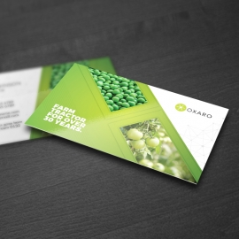 Garden Farm Agriculture Business Card