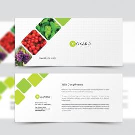 Garden Farm agriculture Compliment Card
