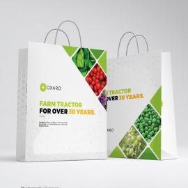 Garden Farm agriculture Shopping Bag