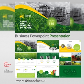 Garden Farm Powerpoint Presentation
