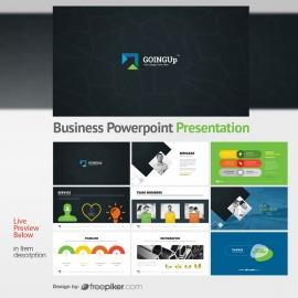Goingup Powerpoin Presentation