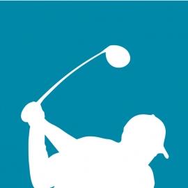 Golf Logo Vector Design