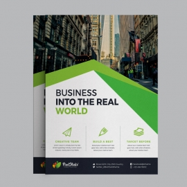 Green Business Flyer