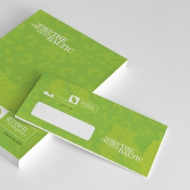 Green Company Commerial Envelope