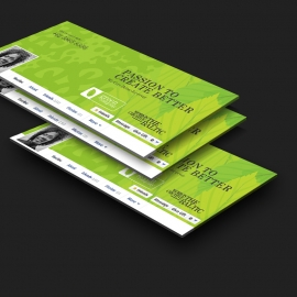 Green Company Facebook Timeline Cover