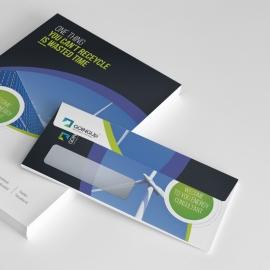 Green Energy Commerial  Envelope