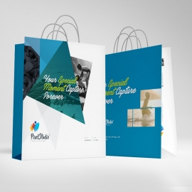 Green Energy Shopping Bag