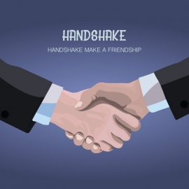 Handshake Vector Design