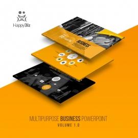 HappyBiz Business PowerPoint