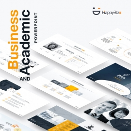 HappyBizBeta | Business & Academic PowerPoint