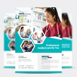 Health Care & Medical Flyer