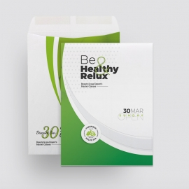 Health Relax & Spa Catalog Envelope