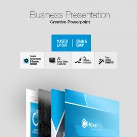 Hexapro Powerpoint presentation