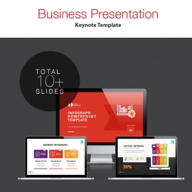 Info Graph Multipurpose Keynote Template