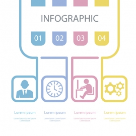 Infographic Design Simple