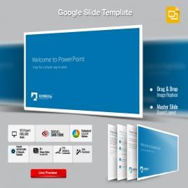 Infographic Google Slide Presentation Template