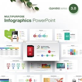 Infographics Powerpoint | ProBiz 3.0