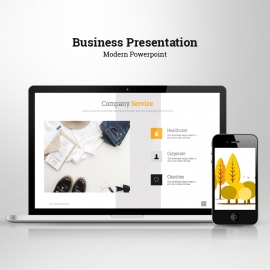 Inspired Multipurpose Powerpoint Template
