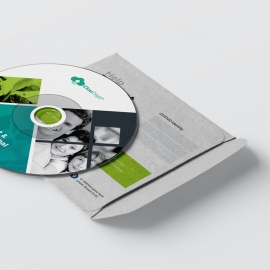 Insurance Company CD Pack With Rhombus