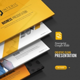 Interic Google Slide Presentation Template