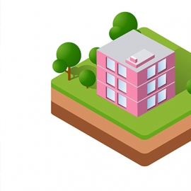Isometric Houses / Town Houses