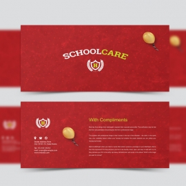 Junior School Education Compliment Card