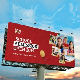 Junior School Eudcation Billboard Banner