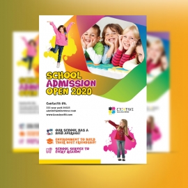 Junior School Promotion Flyer