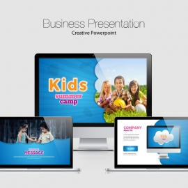 Kids Powerpoint Presentation