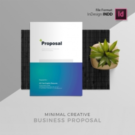 Kids Summer Camp Poject Proposal Template