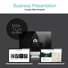 Kingso Google Slide Presentation Template