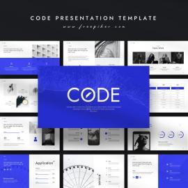 CODE - Business Presentation Templates
