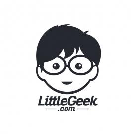 Little Geek Logo