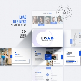 Load Business PowerPoint Presentation